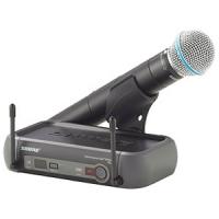 bezicni mikrofon SHURE PGX24E/BETA58